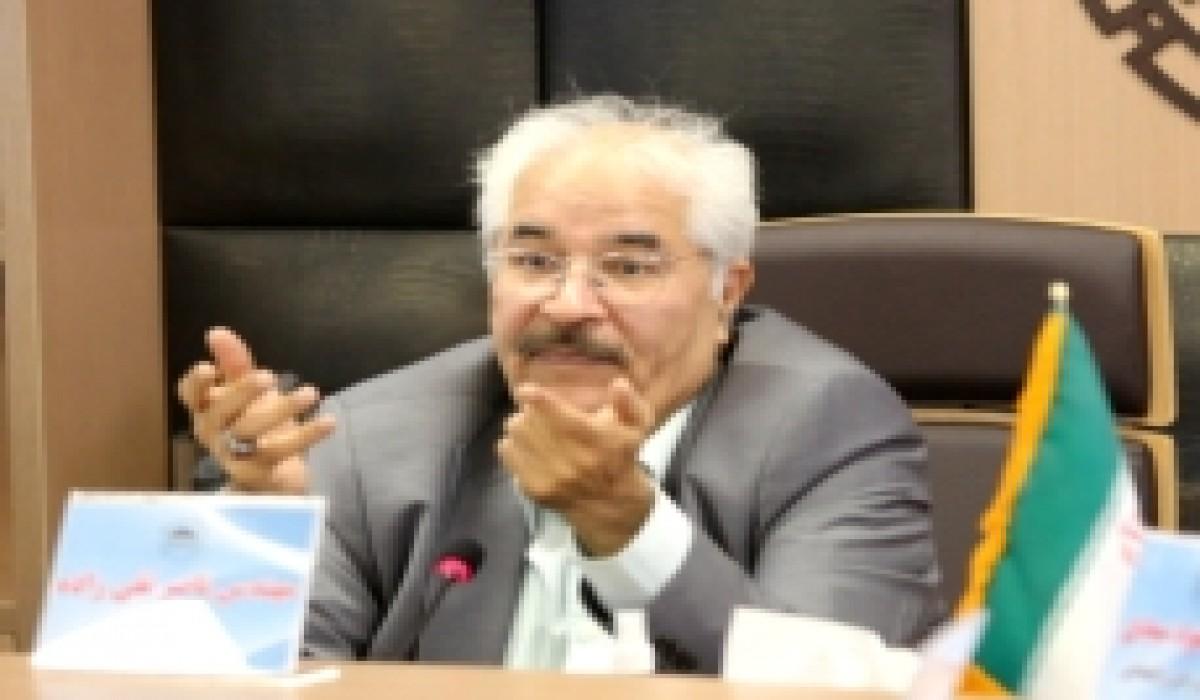 مهندس ناصر تقی زاده : اولویت چادرملو توسعه اکتشافات و دستیابی به ذخایر جدید است .
