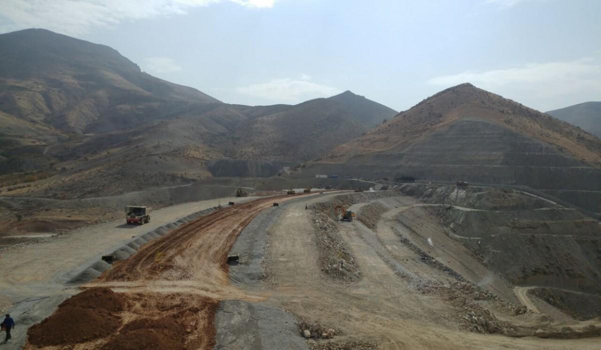 پروژه های در حال اجرا توسط  آهن آجین
