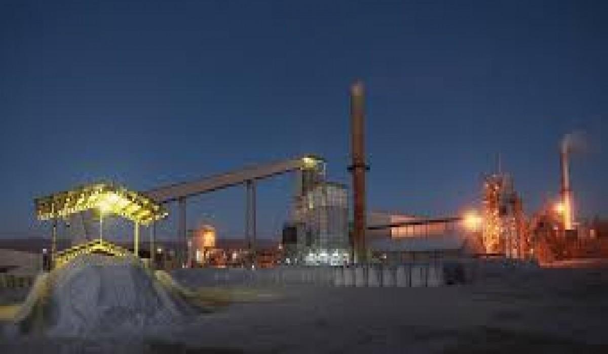 به ازاى يك تن توليد فولاد خام در ذوب آهن اصفهان ١٣ كيلو گرم نسوز مصرف می شود