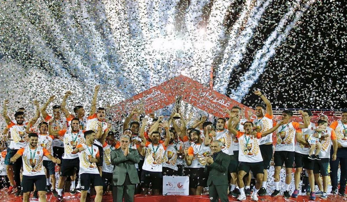 قهرمانی مس رفسنجان در لیگ دسته یک و راهیابی به لیگ برتر