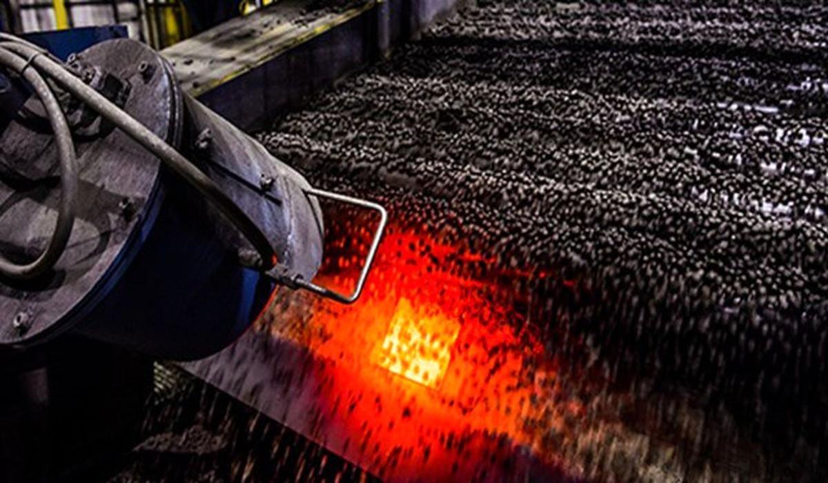 آهن اسفنجی مهم ترین منبع مورد استفاده در صنعت فولاد