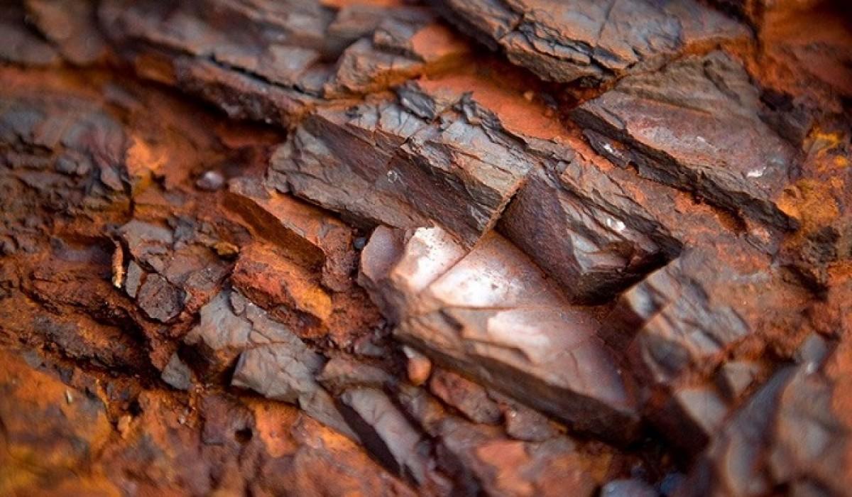 سنگ آهن مهمترین ماده مورد استفاده در صنعت فولاد