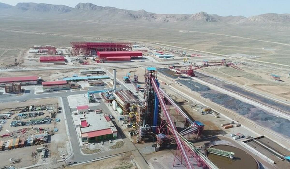 تولید آهن اسفنجی فولاد سفیددشت با افزایش 13 درصدی در 7 ماه ابتدایی سال همراه بوده است