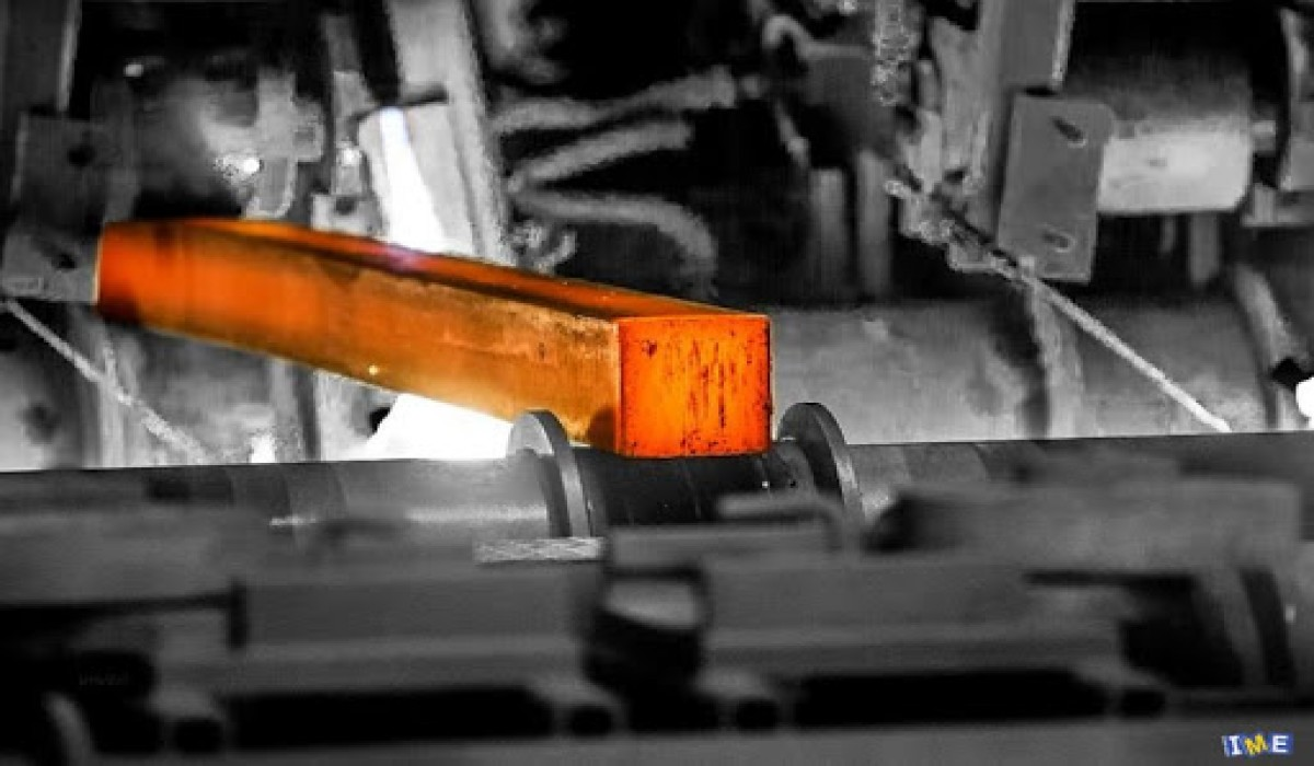 شمش فولادی،  بیش از ۶۰ درصد از صادرات صنایع معدنی را به خود اختصاص داد