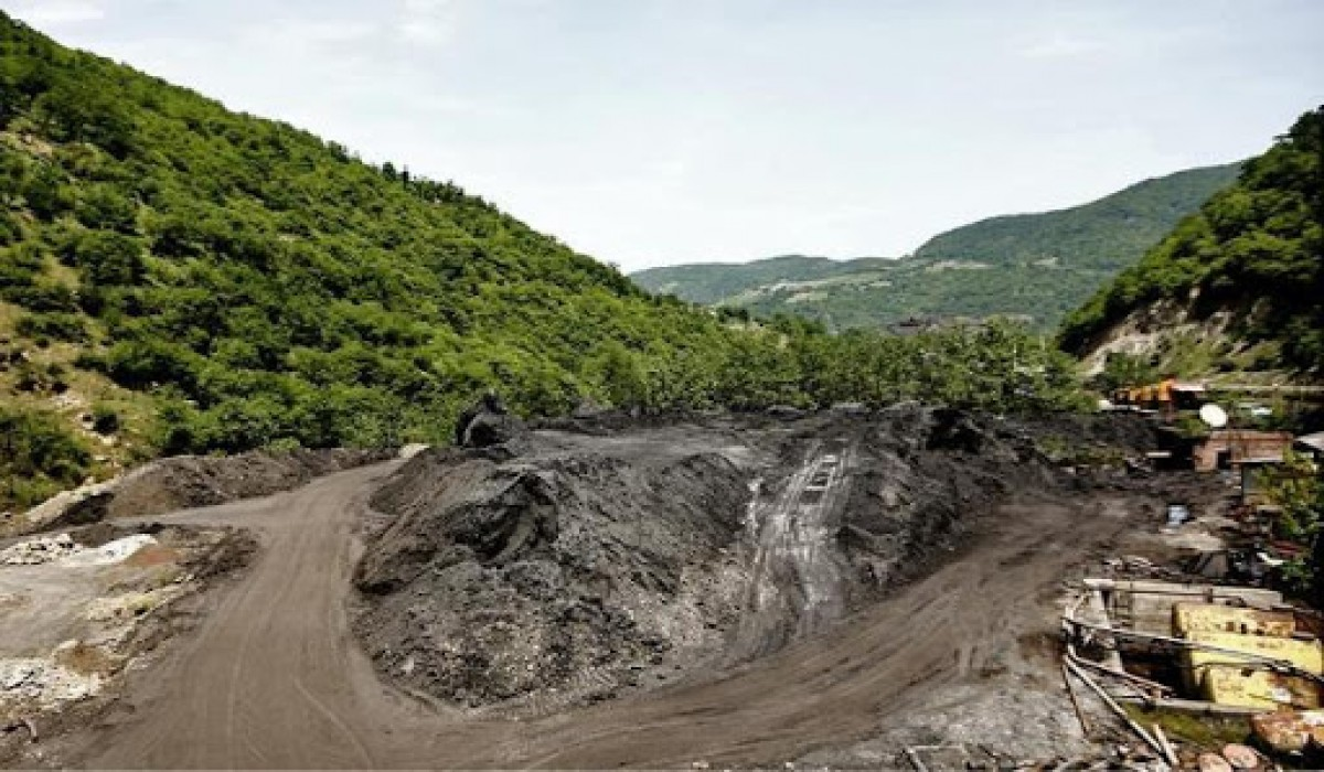 واگذاری ۲۲ معدن زغال سنگ مازندران