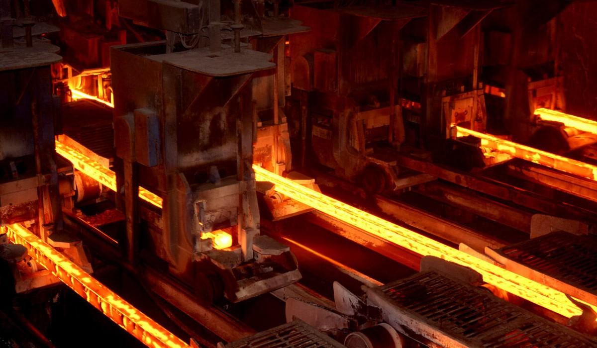 تولید فولاد امسال به رقم 25 میلیون هزار تن رسید