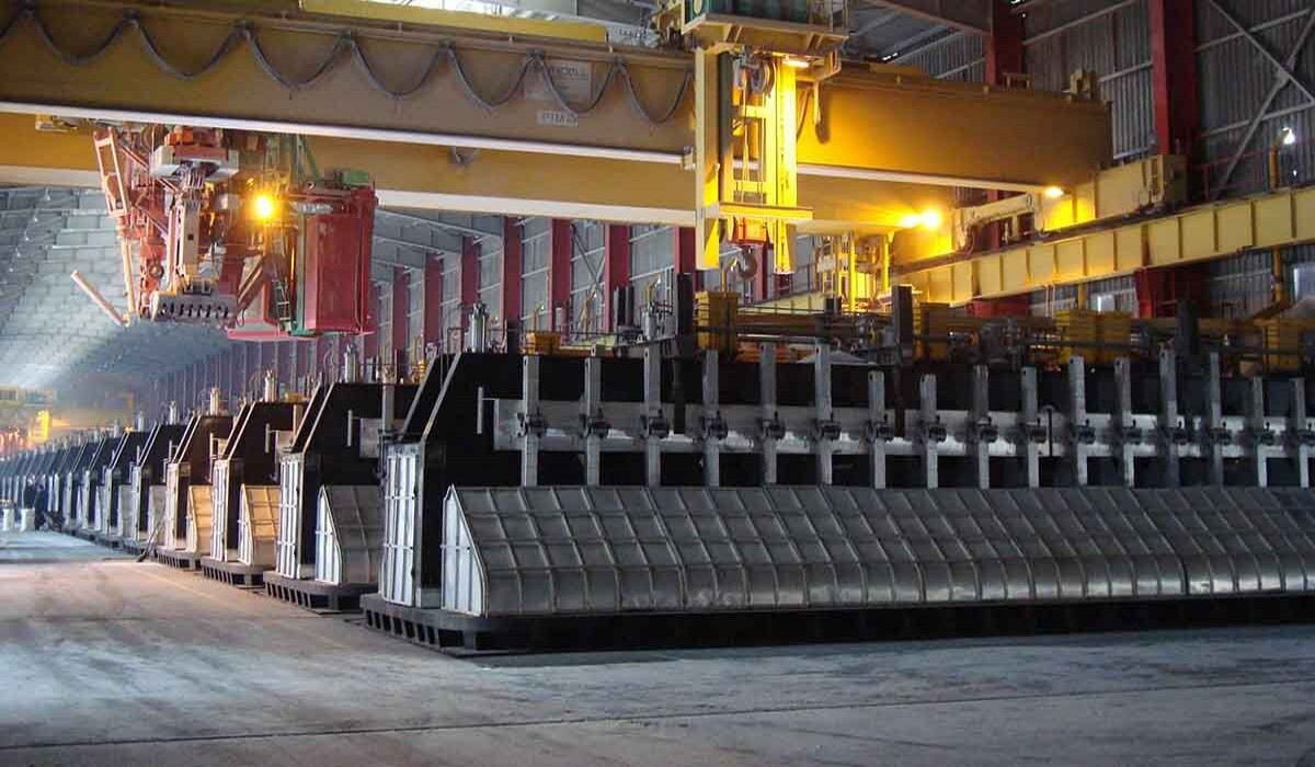 کارخانه آلومینیوم جنوب و رونق اقتصادی