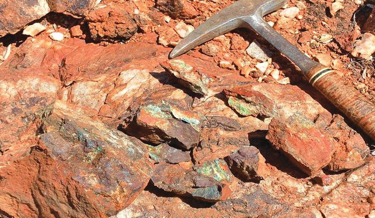 از مجموع 225 معدن مس در کشور ۱۴۸ فقره آن فعال است