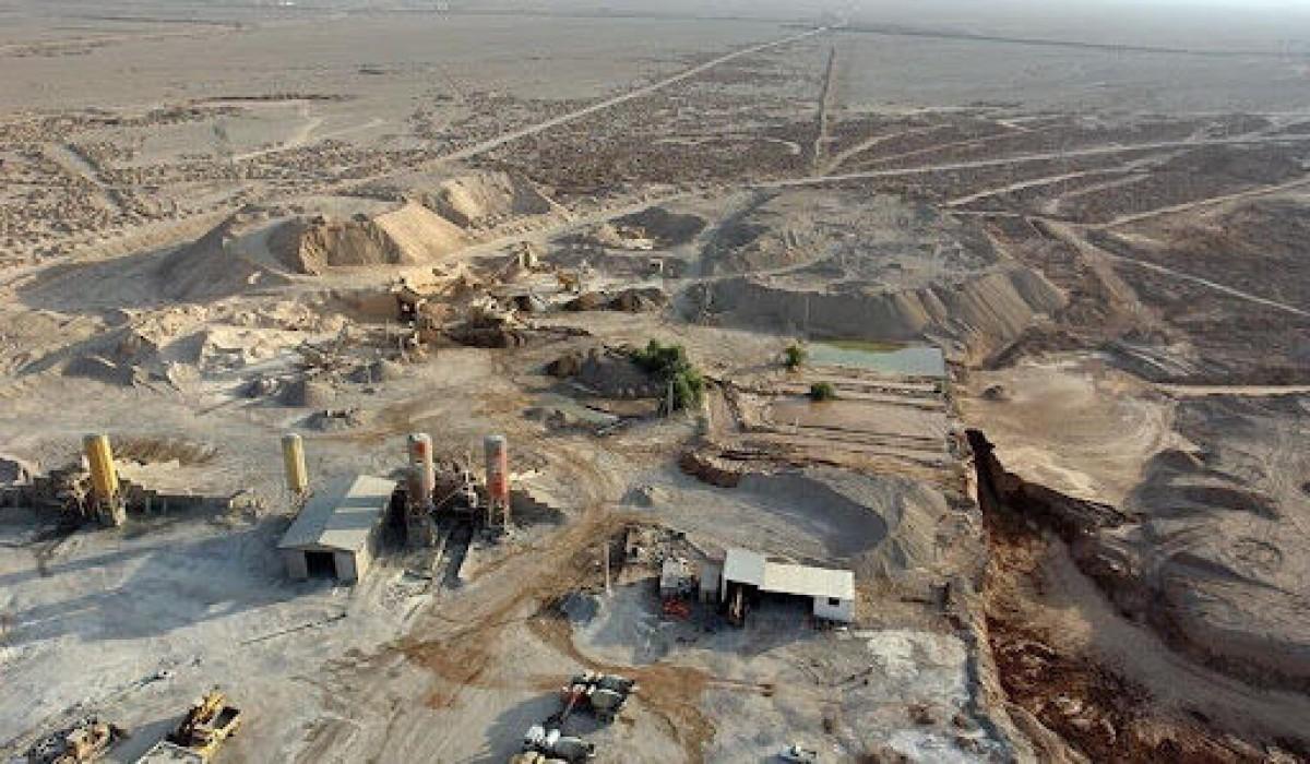 موازی کاری در اکتشاف معدنی در کشور و ضعف ماشین آلات