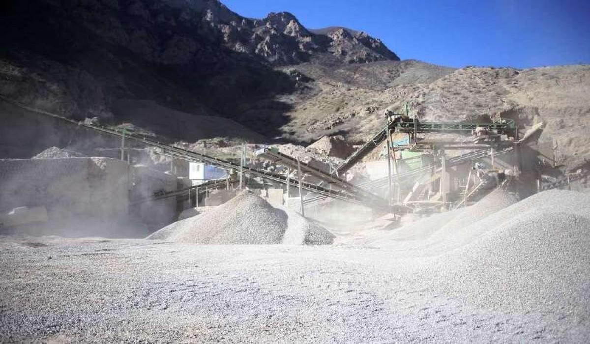 اخطار آلودگی هوا به 3 معدن شن و ماسه مهریز