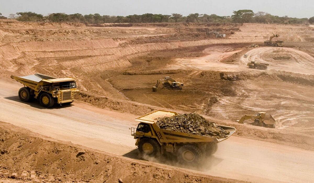 92درصد پیشرفت فیزیکی در واحد فراوری و آزمایشگاه معدن طلای هیرد