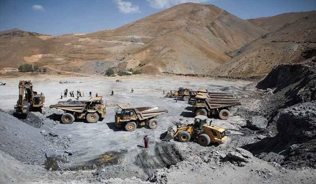 سرمایهگذاری معدنی ۵۷۰ میلیارد ریالی در معادن سمنان